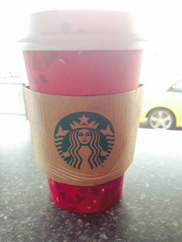 The Joyful Trio: Starbucks's Seasonal Winter Drinks