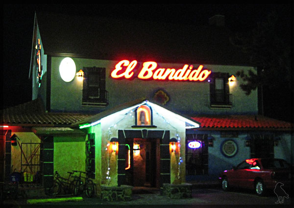 Food Review: El Bandido