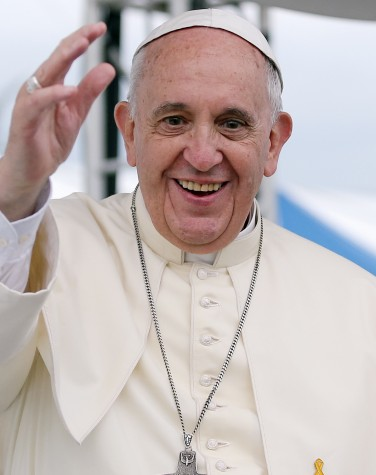 Pope Francis's Historic First Visit to the United States