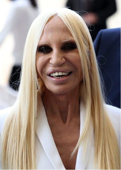 Donatella Versace Nude Photos 2