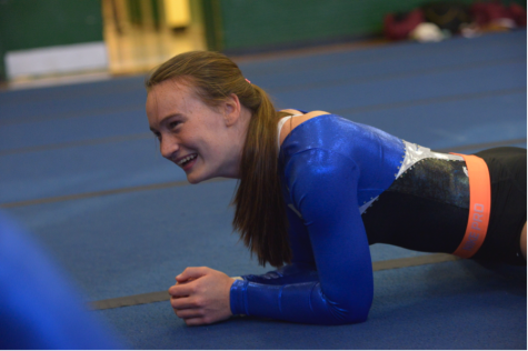 Gymnastics' Athlete of the Week: Drum is Unstoppable