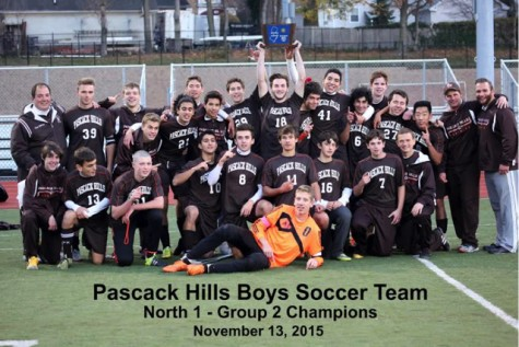 Boys Soccer Earns Page in the History Books