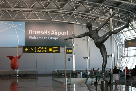 Attacks in Brussels Airport and Subway
