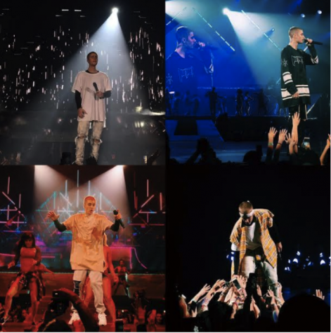 Welcome to Bieber's Purpose World Tour