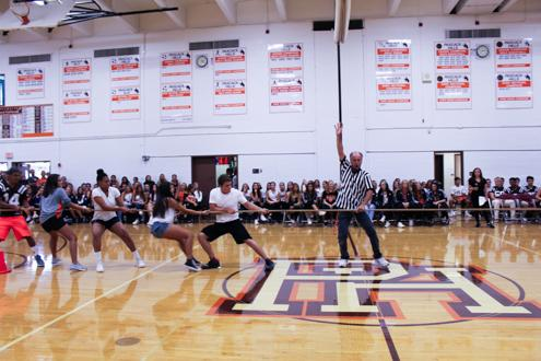 Juniors in Tug-of-War