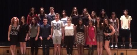 Students showcase skills at Talent Night