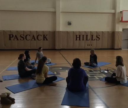 Welc'OM'ing Yoga to Pascack Period