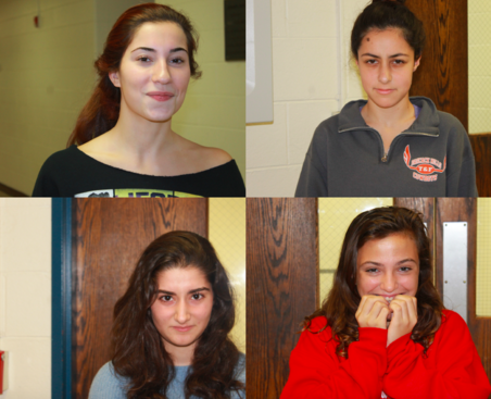 """Celebrities are Going """"Makeup Free"""" and Hills Students Are Following the Trend"""