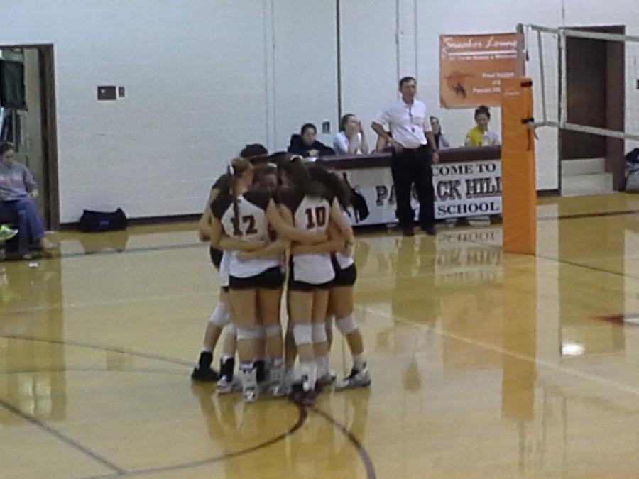 PHHS+Volleyball+Insider