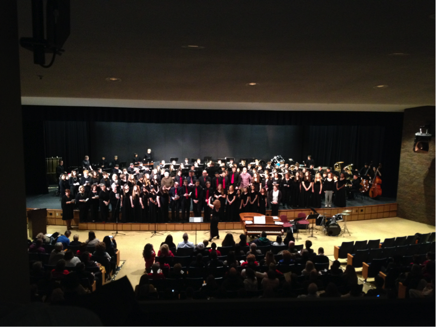 It's the Most Wonderful Time of the Year- Winter Band/ Choir Concert!