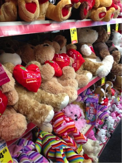 Defying Valentine's Day