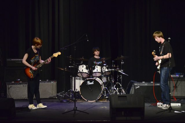 PH Seniors' Rock Bands