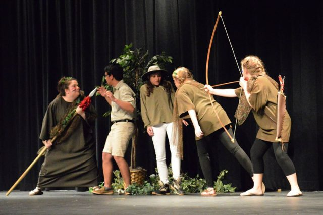 Senior-Directed One Act Plays