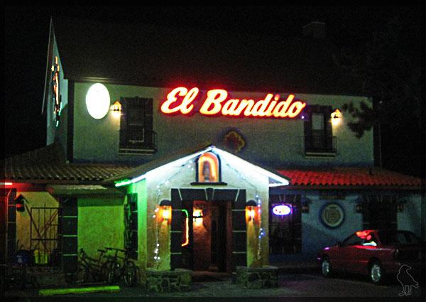 Food Review: El Bandido