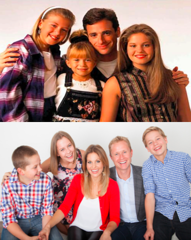 D.J. Tanner Goes Back to High School