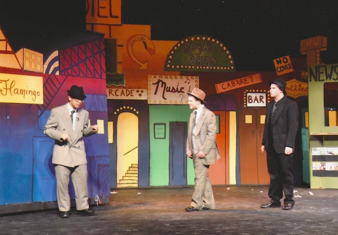 Guys and Dolls-A Broadway Classic Brought to Hills