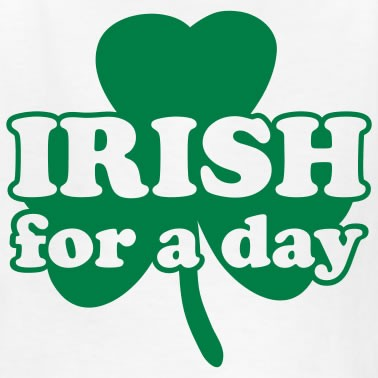 Everyone is Irish On March 17