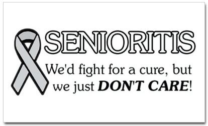 Tricks to Prevent Senioritis