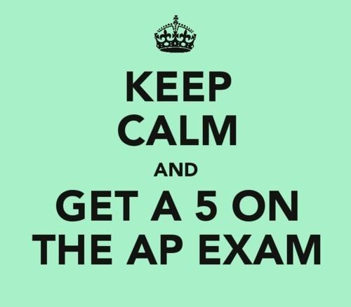 AP Study Tips