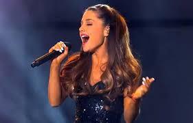 Ariana Grande at Madison Square Garden