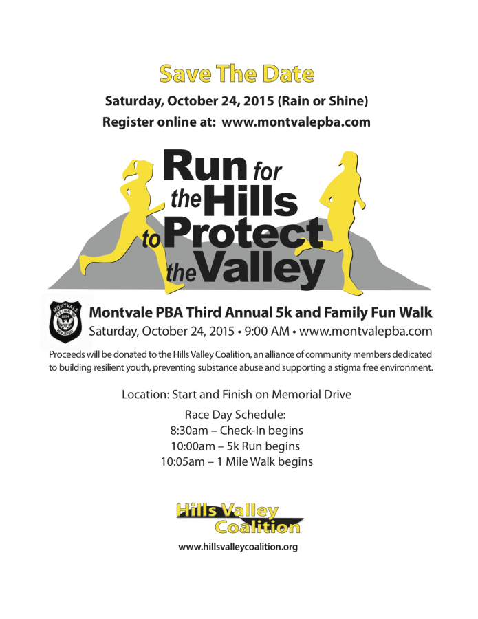 Annual Montvale PBA 5K Is A Success