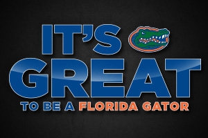 Great to Be a Gator