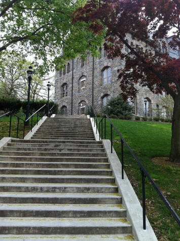 """Climbing to the Top:"" Lehigh University"