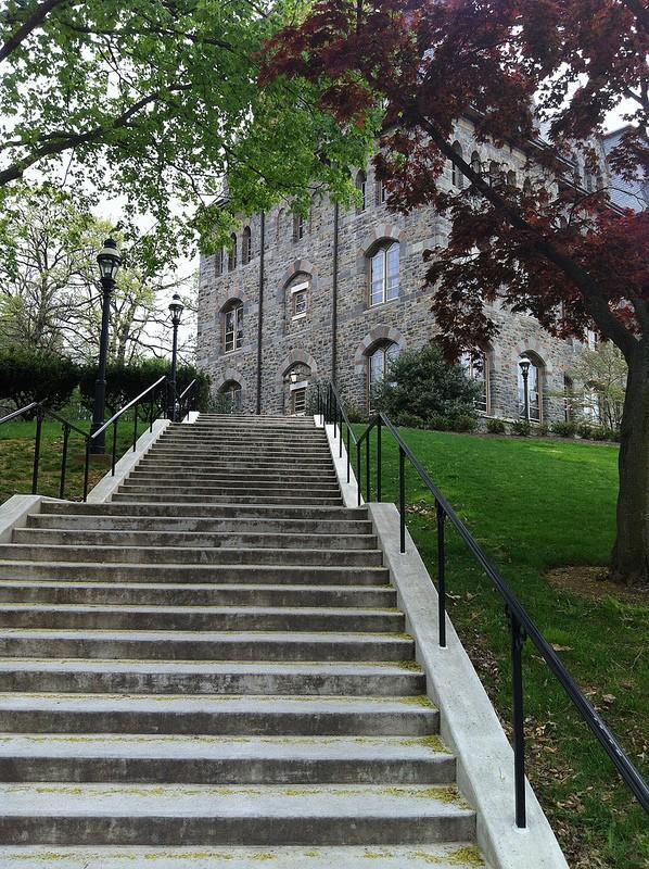 """Climbing to the Top:"" Lehigh University"