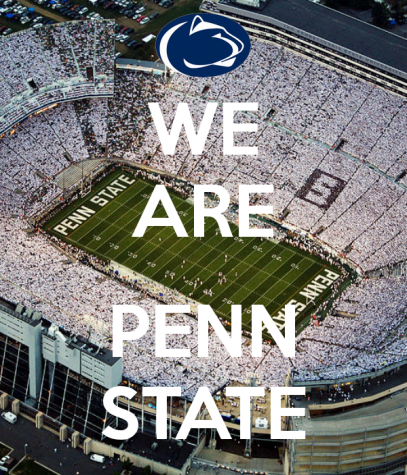 COLLEGE CORNER: Pennsylvania State (University Park)