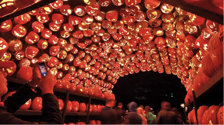Are You Afraid of The Dark? The Best Halloween Attractions in New Jersey