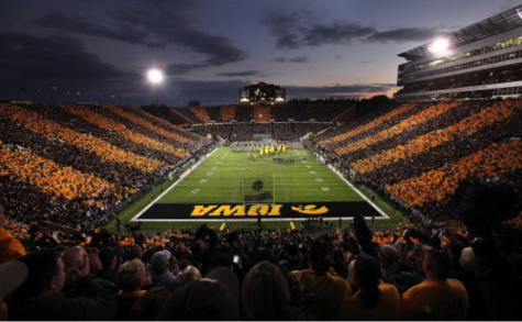 College Corner: University of Iowa, Iowa City