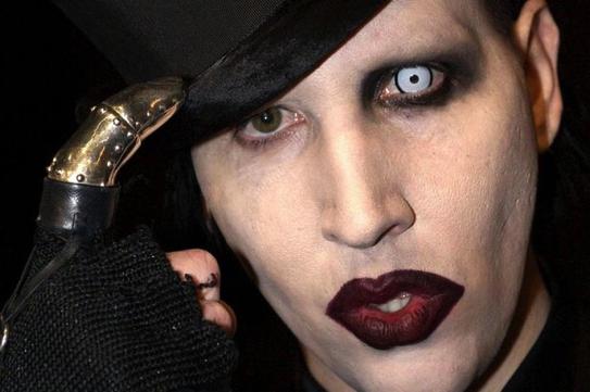Top 10 Scariest Celebrities