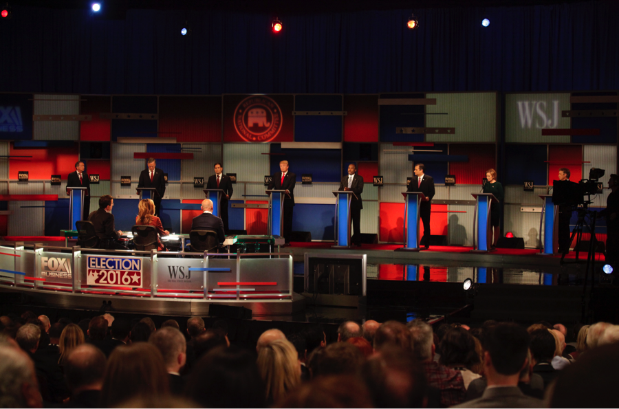 The Republican Candidates Face Off in the Fourth Republican Debate