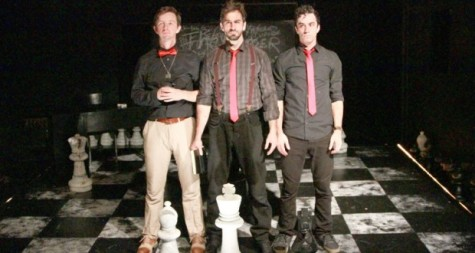 """""""The Black Book"""" Play Review: Are You Slowly Going Crazy?"""