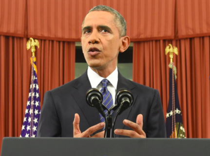 Obama Delivers an Address to the Nation
