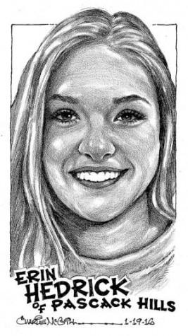 Erin Hedrick Named H.S. Female Athlete of the Week