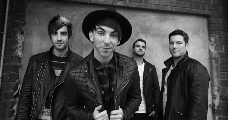 All Time Low. Photo from officialcharts.com