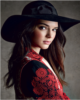 The Story Behind the Face: Kendall Jenner