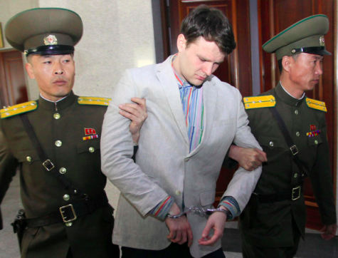 American Student Sentenced to Hard Labor in North Korea