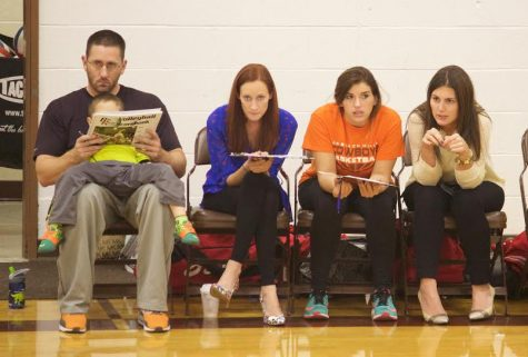 McDonald Resigns as Volleyball Coach