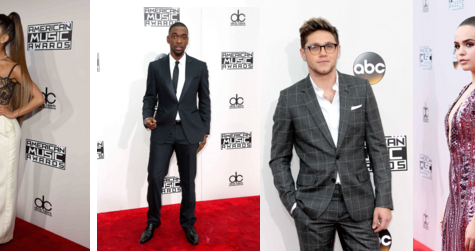10 Best Red Carpet Looks at the AMAs