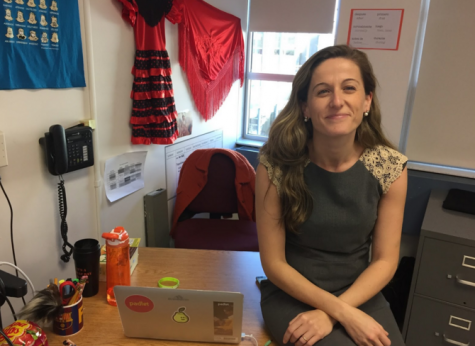 Zamora Becomes Full-Time Teacher