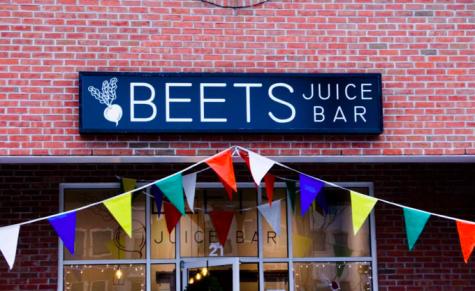 Restaurant Review: Beets Juice Bar