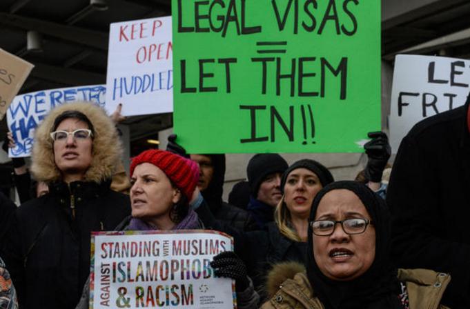 """The """"Muslim"""" Ban"""