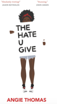 Book Review of The Hate U Give by Angie Thomas