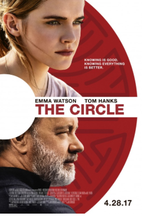 """The Circle"" 2017 Movie Poster. Photo by www.imdb.com"