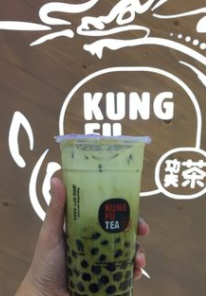 "Kung Fu Tea: A Beverage with ""Pow!"" Factor"