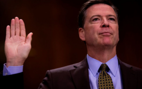 Comey Testifies Before the Senate Intelligence Committee