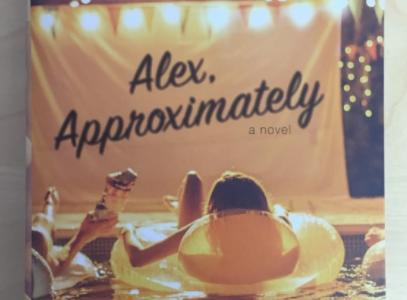 """""""Alex, Approximately"""" Book Review"""