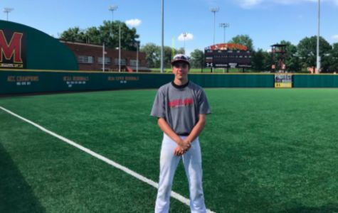 Ryan Ramsey, Hills Junior Pitcher, Commits to University of Maryland